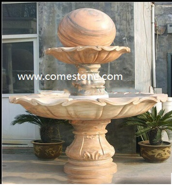 China  Granite Floating Ball Fountains