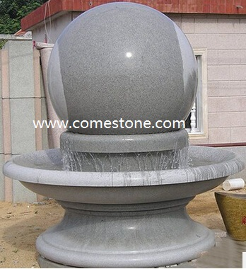 China Red Granite Fountains