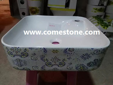 ceramic laundry basin sink