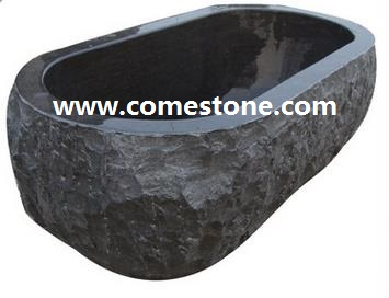 Granite Bathroom Tub Surround