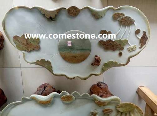 Top quality Onyx Tea Tray table Tops