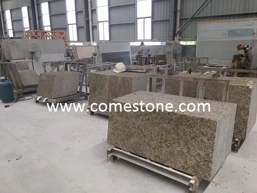 Granite Kitchen Laminated Countertops