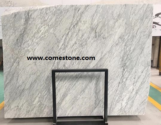 white marble slab vendor