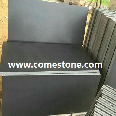 Hainan Grey Basalt without honey comb