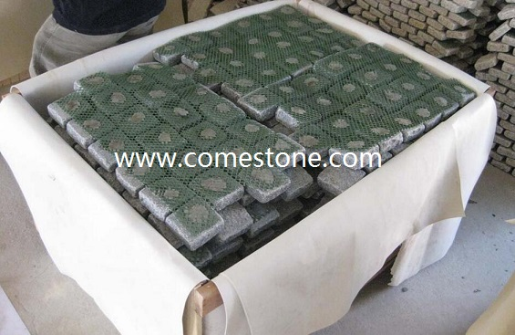 Cube stone Package